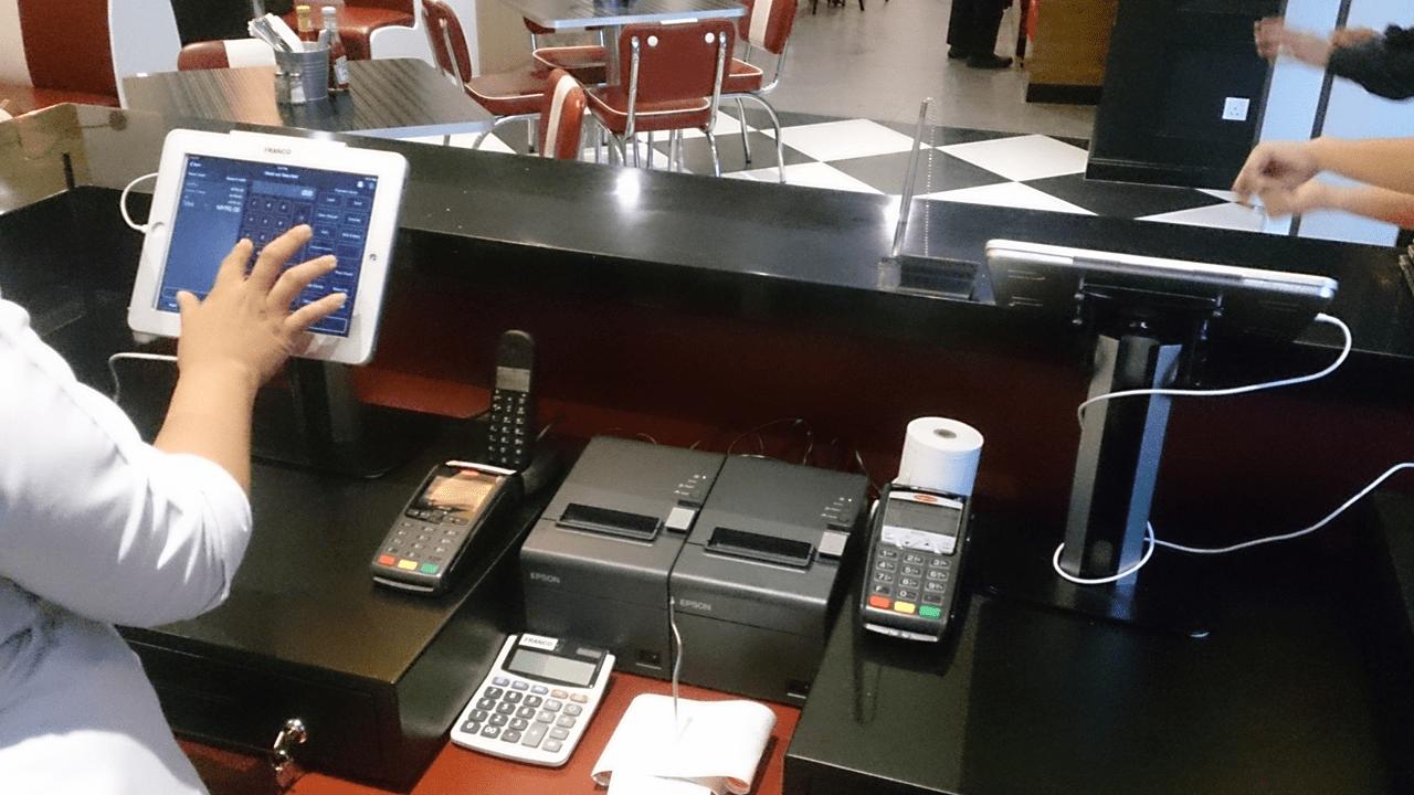screenshot O R C A easy for cashier