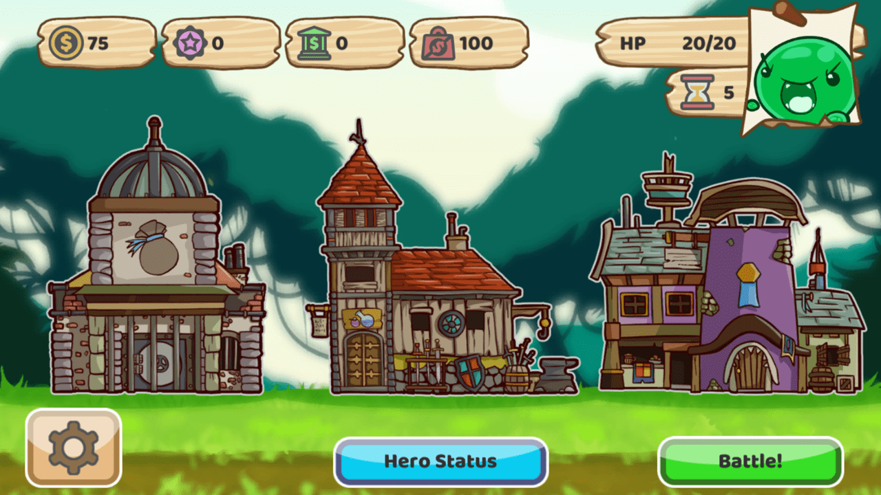 Monsters of the Debt GIC Game Image 2