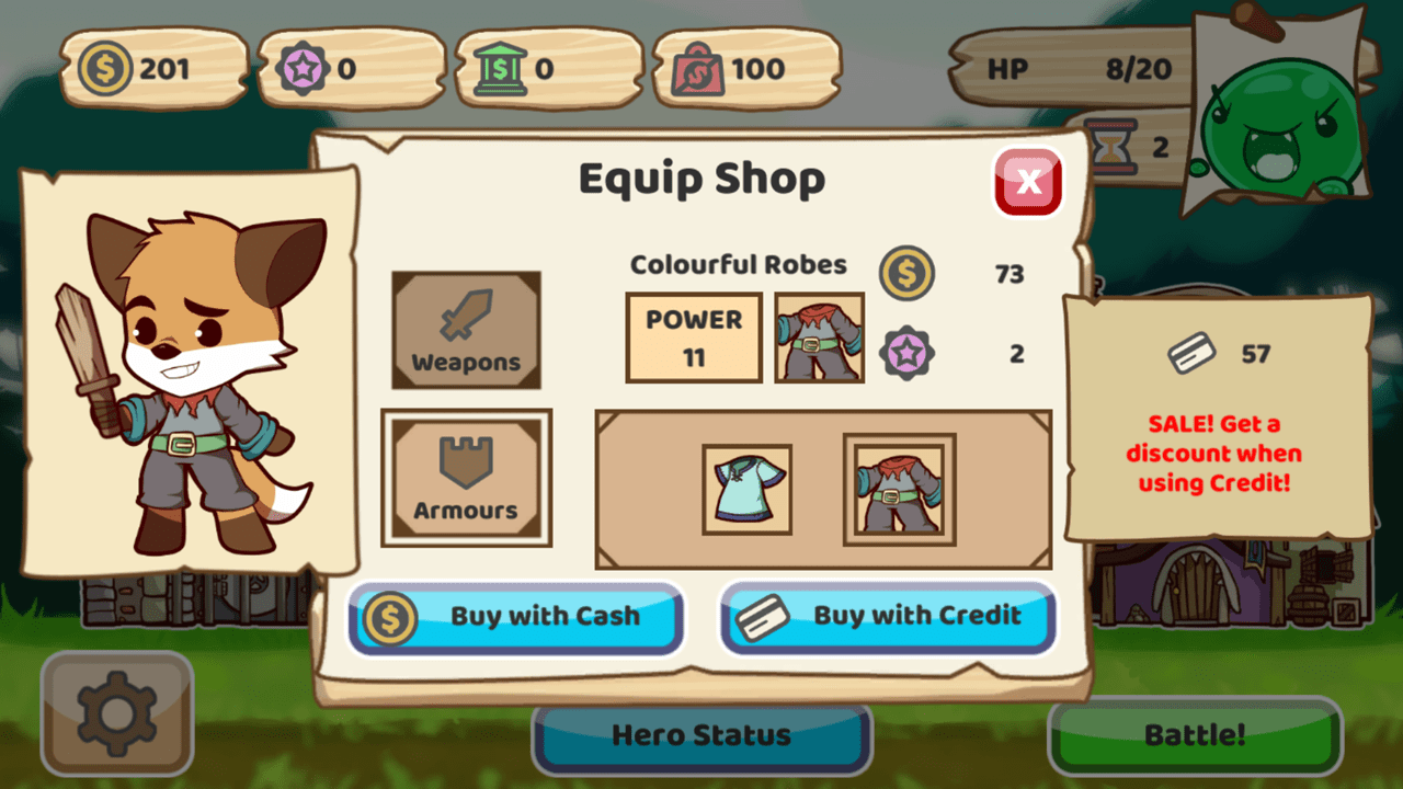 Monsters of the Debt GIC Game Image 4