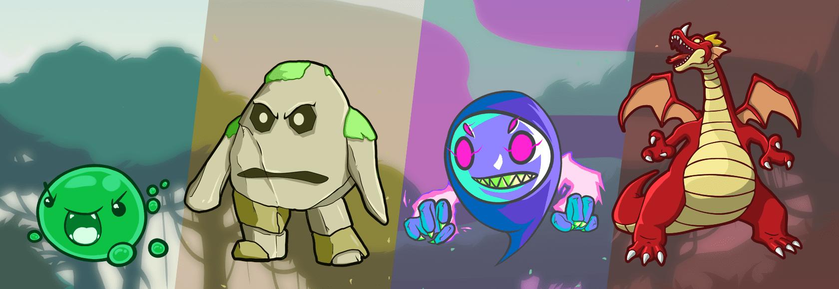 Monsters of the Debt Enemy Art