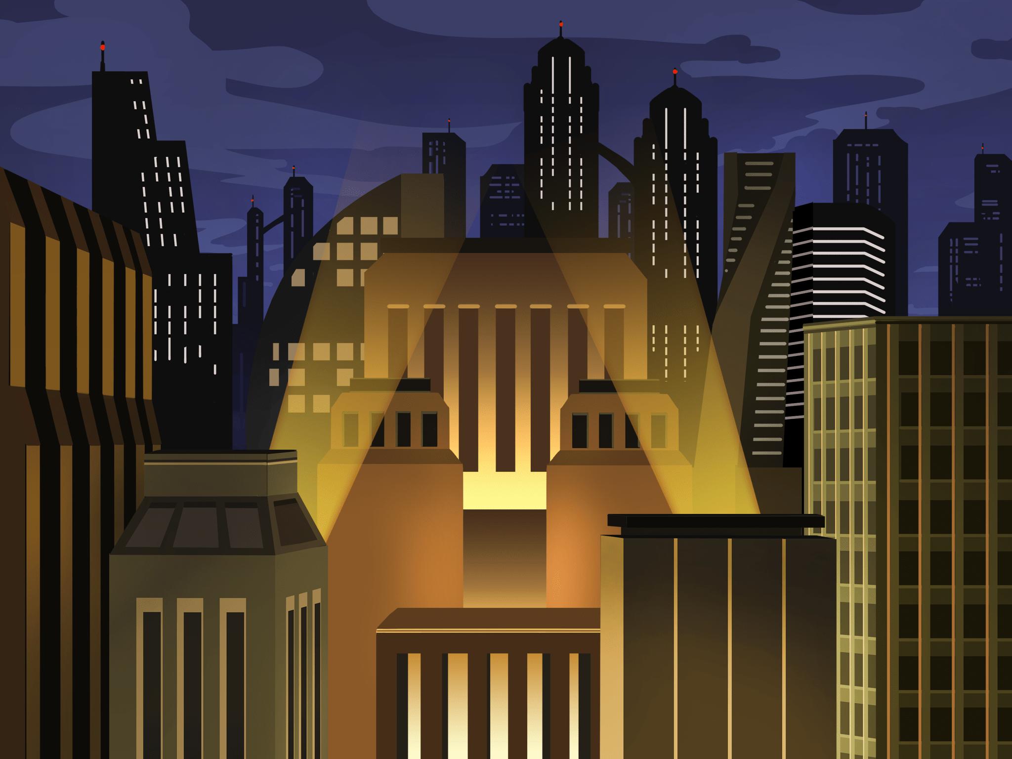 The Algebra Inspectors City Art